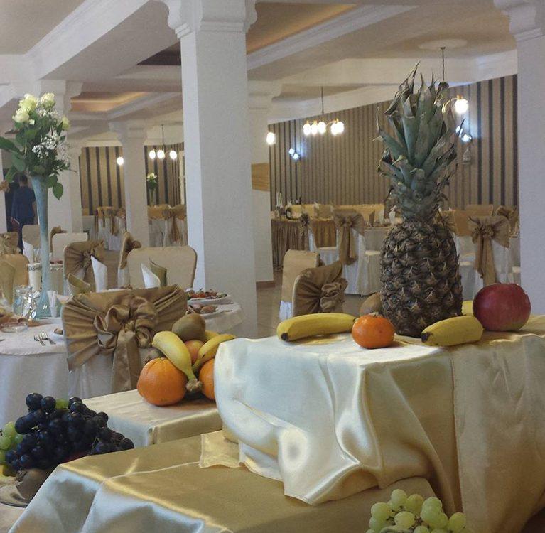 Aranjamente Sala Restaurant Nunti Maldini